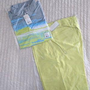 Sligo golf apparel